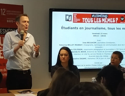La Chance aux Assises du journalisme 2019