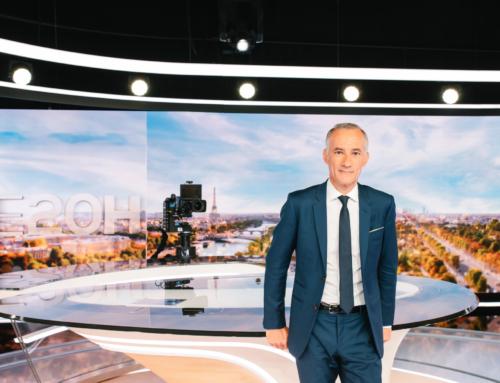 Gilles Bouleau, parrain de La Chance : « Pour les journalistes, la diversité est indispensable »