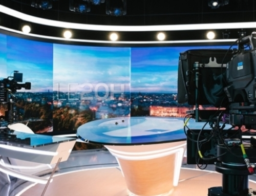 La promo 2021 en immersion chez TF1 !